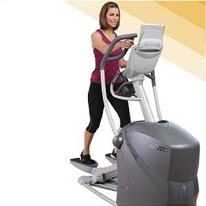 Octane Fitness Q37 Dual Action Elliptical Exercise CrossTrainer