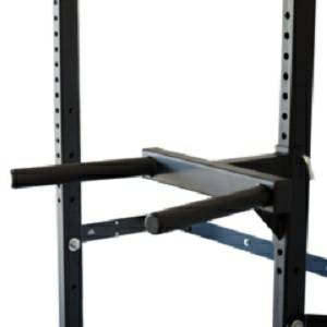 "PRx Profile Squat Rack Dip Dips Dipping Station Attachment 2""x3"""