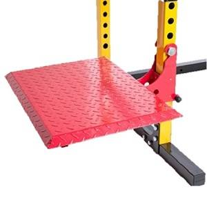 PowerTec Tec Power Rack Cage Step Up Plate Attachment WB-PR-SUPA