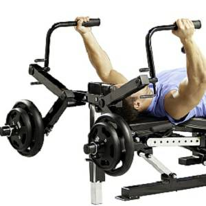 PowerTec Fitness WorkBench Pec Fly Accessory Attachment WB-PFA