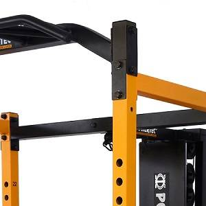 PowerTec Tec Power Rack Upright 5 in Extension pair WB-PR18-EXA