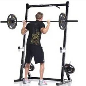 PowerTec Power Tec WorkBench MultiPress Squat Half Rack WB-HR14B