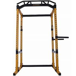 PowerTec Power Tec Squat Rack Safety Full Cage Gym WB-PR-Y