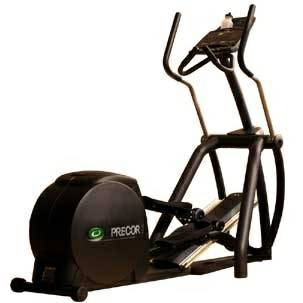 Precor EFX556 Elliptical Dual Action Cardio Aerobic CrossTrainer