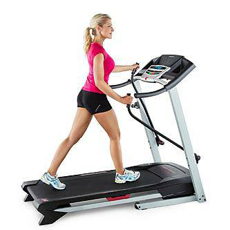 ProForm Dual Action Cross Walk Folding Treadmill 395 Refurbished