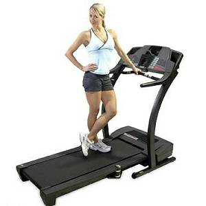 ProForm Pro Form 585s Heart Rate Control HRC Cardio Treadmill