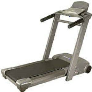 Reebok RBX500 RBX 500 Heavy Duty Folding Space Saver Treadmill