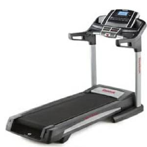 Reebok ZigTech 910 SpaceSaver Full Feature Professional Treadmil