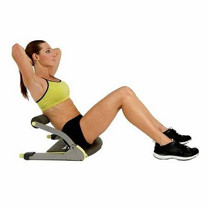 Smart Wonder Core Ab Abdominal Trainer Crunch Abs Machine