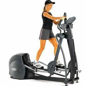 SportsArt Sports Art 803p p Elliptical Dual Action Cross Trainer