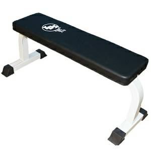 TDS Dumbbell Dumbell Flat Utility Fitness Workout Weight Bench