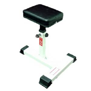 TDS Adjustable Utility Stool Free Weight Dumbbell Bench C91100-W