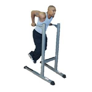 NYB Dip Stand VKR Vertical Knee Leg Raise Dipping Station H-8120