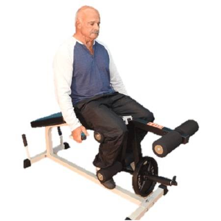 Seated Leg Extension Supine Legs Curl Hamstring Curling Bench
