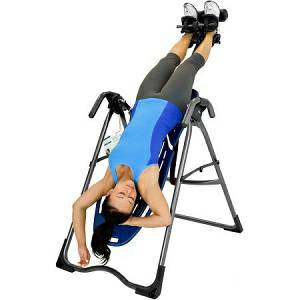 Teeter Inversion Table System Back Pain Relief Inverted EP560LTD