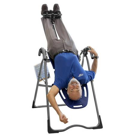 Teeter Hang Ups Back Therapy Fold Inversion Table EP-960 Refurb