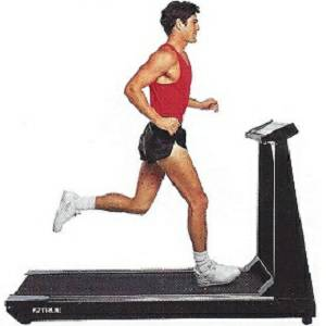 True Fitness 500 Professional Running Treadmill Whisper Quiet