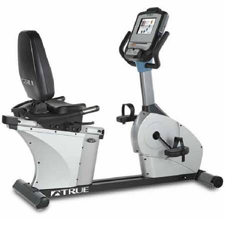 True Fitness Commercial State Art Recumbent Cardio Exercise Bike