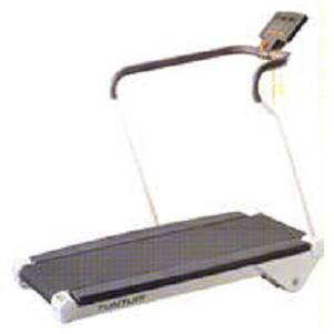 Tunturi SofTrack J660 J 660 Walk Thru Design Cushion Treadmill