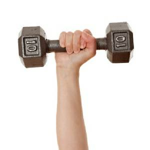 Hex Hexagon Cast Iron Dumbell Dumbells Dumbbell Dumbbells Weight