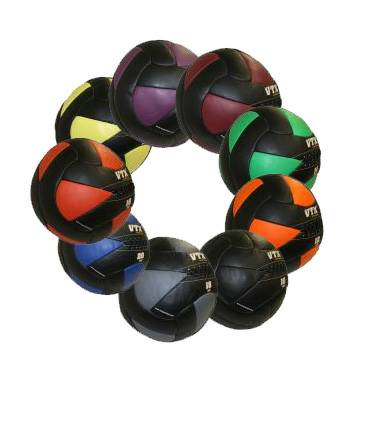 VTX Wall Ball Set 4-20lbs Soft Medicine Med Balls PWB-SET