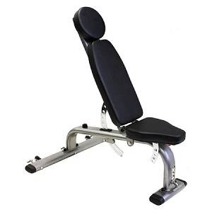 VTX Commercial Flat Incline Decline FID Dumbbell Bench GVBHFI