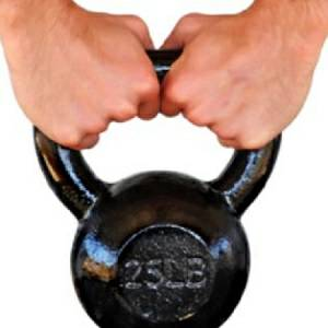 VTX Russian Kettlebell Kettle Bell Kettleball Ball FreeWeight 35