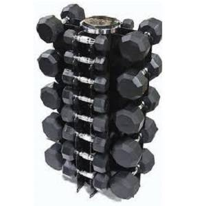 VTX Troy Barbell Vertical Dumbell Dumbbell Storage Rack GVDR-13