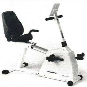 Vision Fitness Commercial Recumbent Aerobic Exercise Bike R2200