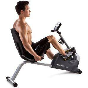 Weslo Pursuit G 3.1 G3.1 Recumbent Exercise Fitness Cycle Bike