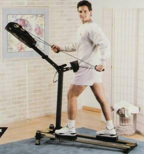 ski workout machine