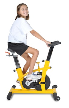 FitNex XE5 Kids Commercial Elliptical Dual Action Cross Trainer