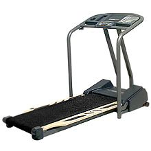 HealthRider SoftStrider EX Low Impact Folding Treadmill Used