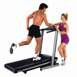 Keys Milestone Mile Stone MS2200 MS 2200 Treadmill Refurbished