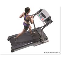 Nordictrack Nordic Track C2100 C 2100 Folding Treadmill Refurb
