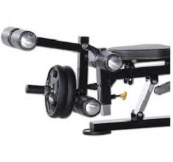 PowerTec WorkBench Leg Lift Extension Curl Attachment WB-LLA