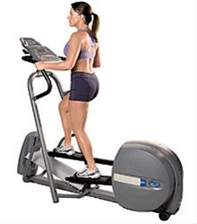 Precor EFX5.17 5.17 Elliptical CrossTrainer Cross Trainer Inclin