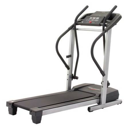 ProForm 345s Cross Walk Folding Treadmill Dual Action Refurbish