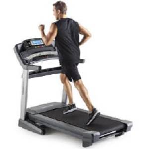 ProForm PRO 2000 Heart Rate Control Low Impact Folding Treadmill