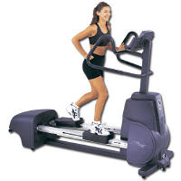 StarTrac Natural Runner NR Elliptcal EDGE Cross Trainer Refurb
