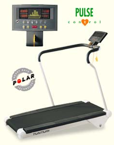 Tunturi J770 J 770 Walk Thru Design Cushion Treadmill Refurbish