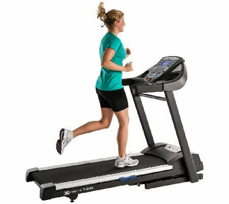 Xterra TR6.45 TR 6.45 Heavy Duty Low Impact Folding Treadmill