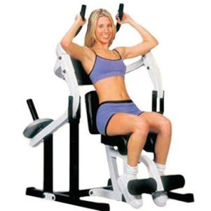 Yukon Fitness Core Abdominal Stomach AB Crunch Machine ACM-190