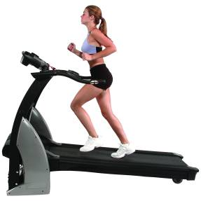 EVO 2 Treadmill Features Heart Rate & Motion Speed Contol Refurb